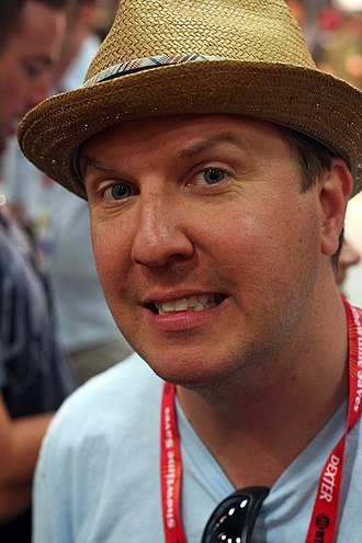 Nick Swardson - Swardson at the 2011 San Diego Comic-Con, July 23