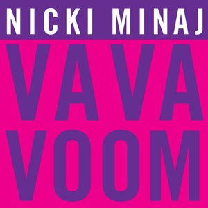 Va Va Voom - Image: Nicki Minaj Va Va Voom