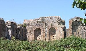 Epictetus - Roman-era ruins at Nicopolis