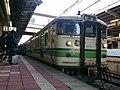 Niigata Station Tizyouho-me 115kei 1Home.jpg