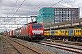 Nijmegen DBS 189 079-7 met containertrein (14350462674).jpg