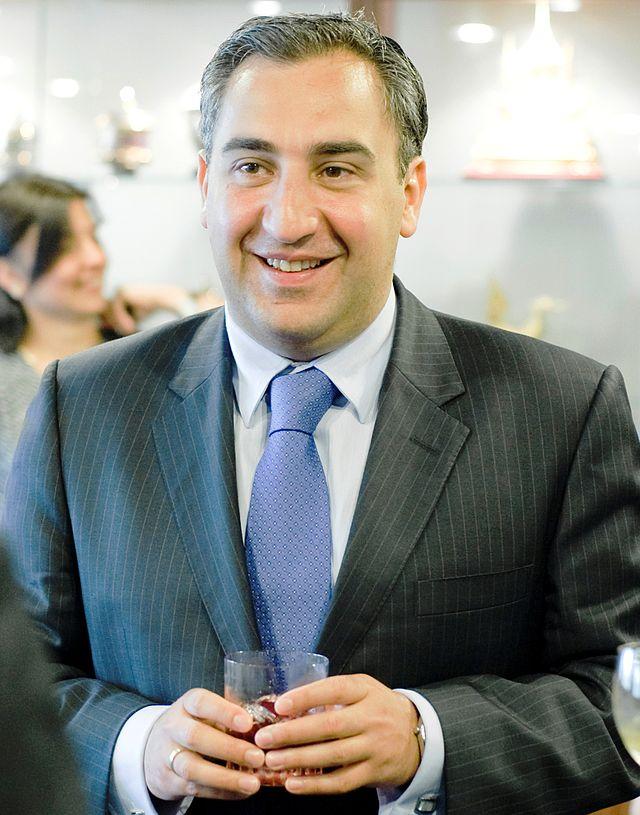 Sjevardnadze georgisk statschef