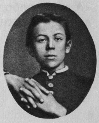 Nikolai Chekhov - Image: Nikolay Chekhov