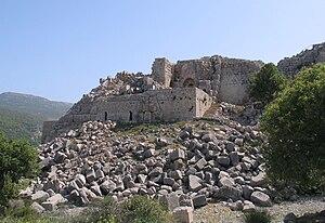 Nimrod Fortress - Image: Nimrod S 224