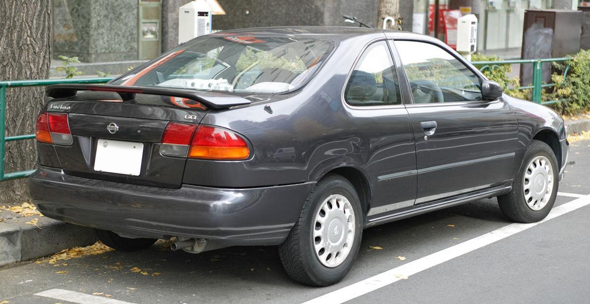 Nissan Lucino - Wikipedia, la enciclopedia libre