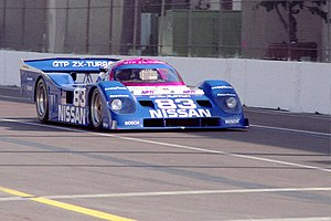 Geoff Brabham - Brabham's 1990 IMSA GTP car