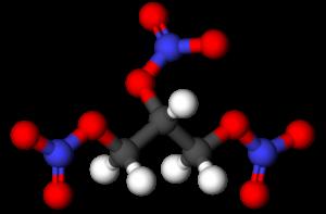 Nitrogylcerin (3D ball-and-stick model).png