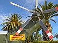 Nixon Sea King Helicopter - Richard M. Nixon Presidential Library & Birthplace - Yorba Linda, CA - USA (6773607628).jpg