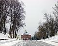 Nizhny Novgorod. Ivanovsky Syezd in winter.jpg