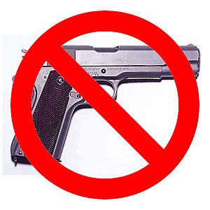 no guns required