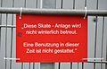 No winter service, Emil-Maurer-Park.jpg