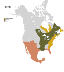 North American Colonies