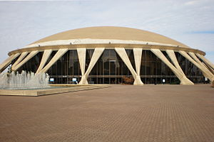 Das Norfolk Scope in Norfolk