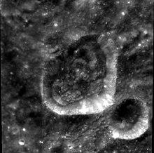 洛弗尔陨石坑