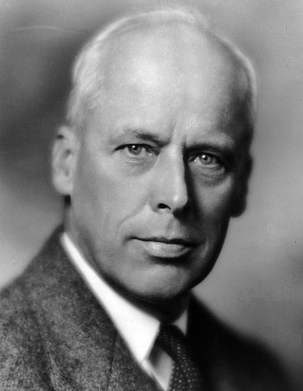 Norman Thomas was one of the early leaders of the ACLU Norman Thomas 1937.jpg