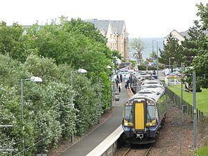 North Berwick Line - Image: North Berwick 380104