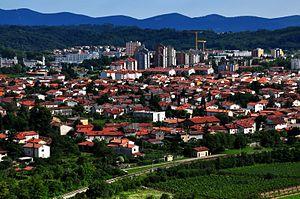 Nova Gorica - Image: Nova Gorica 0720069 1600x 1062 77