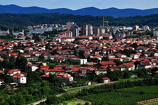 Nova Gorica Town and Municipality in Slovenia