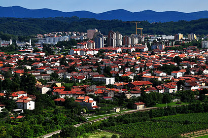 How to get to Nova Gorica with public transit - About the place