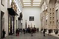 Nuovo museo dell'opera del duomo, sala del facciatone e delle porte del battistero 01.JPG