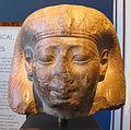 Nuovo regno, XVIII dinastia, testa di regina, 1479-1425 ac ca..JPG