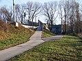 Nymburk, železniční most, od města.jpg
