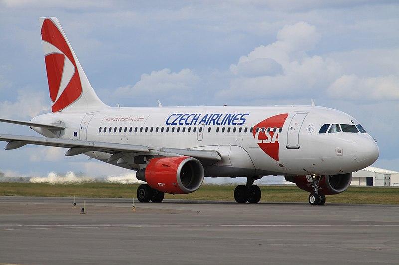 체코항공 A319