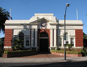 City of Oakleigh - Location in Melbourne