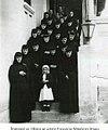 Obștea Mănăstirii Jitianu în anii 50.jpg