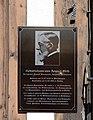 Obere Harzstraße 1 (Windhausen) Infotafel August Orth.jpg