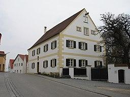 Hegnenbergstraße in Ingolstadt