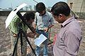 Observance of Mercury Transit Preparation - Orientation cum Selection Camp for XXI International Astronomy Olympiad - NCSM - Kolkata 2016-05-09 3652.JPG
