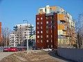 Ocelářská, nové domy u Lisabonské.jpg