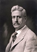 Octaviano Larrazolo, bw photo portrait, 1919
