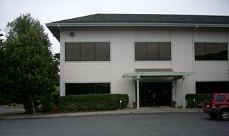 Odwalla - The headquarters of Odwalla Inc. in Half Moon Bay, California