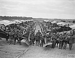Officers and S.E.5a Scouts of No. 1 Squadron at Clairmarais aerodrome near St. Omer, 3rd July 1918.jpg