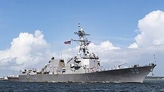 USS <i>Farragut</i> (DDG-99)