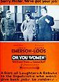 Oh, You Women (1919) - Ad 4.jpg