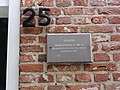 Oirschot Rijksmonument 31261 Gasthuisstraat 25,27,27A infobord.JPG
