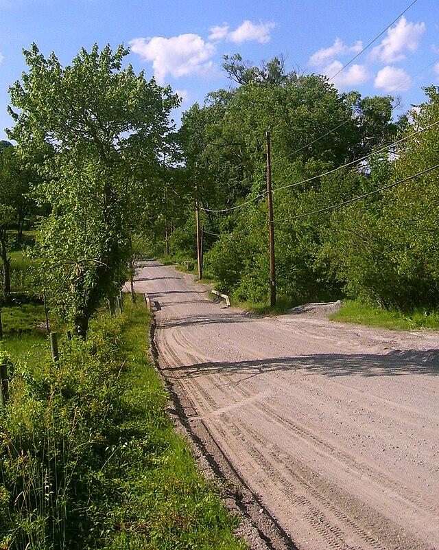 Road Post