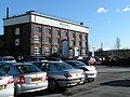 Old railway works building, now a shopping centre - geograph.org.uk - 1776173.jpg