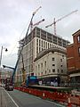 One St Peter's Square under construction 1.jpg