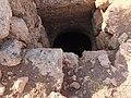 Open pit at Rebbo Ruin.jpg