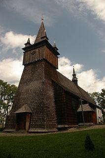 Orawka, Lesser Poland Voivodeship Village in Lesser Poland Voivodeship, Poland