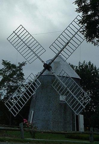 Orleans, Massachusetts - Image: Orleans windmill
