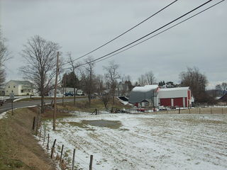 Osceola Township, Tioga County, Pennsylvania Township in Pennsylvania, United States