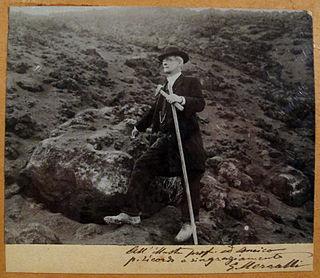Giuseppe Mercalli Italian volcanologist
