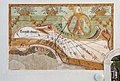 Ossiach 1 Stift N-Trakt hofseitige Sonnenuhr 04112015 2195.jpg