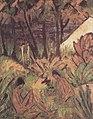 Otto Mueller - Badende am Waldsee - ca1919.jpeg