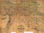 Ottoman Asia (partial, 1893)